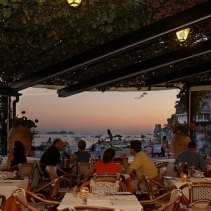 Positano beach restaurant for wedding receptions on the Amalfi Coast