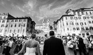 Matrimonio protestante in Rome