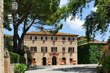Luxury Resort near Siena