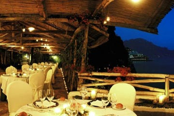 Exklusives Hotel in Amalfi