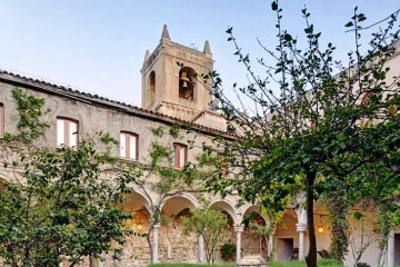 Luxury Monastery in Taormina