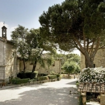 Wedding in a luxury resort near Siena, Tuscany