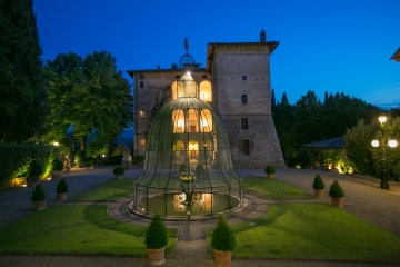 Fairytale villa in the Chianti region