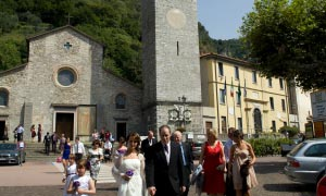 Catholic Weddings in  Varenna, Lake Como