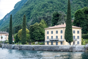 """Villa del Lago"", Bellagio, am Comer See"