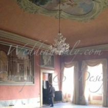 Luxury palace in Siena, Tuscany wedding venue