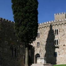 Wedding in a castle in Umbria, Italy