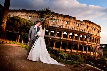 Wedding planners a Roma