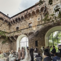 Symbolic weddings in Italy