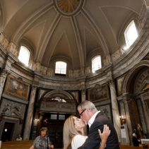 Blessing and weddings in Italy